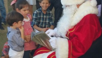 December 2nd: Santa Claus Event by the Swiss Embassy