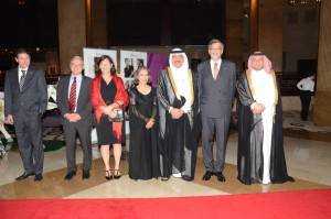 Dignataries and Embassy Members