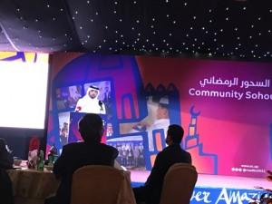 Mr. Khalid Al-Jumaily, Community Engagement Manager SCDL