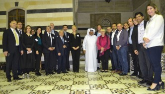 February 28th: Joint event with German Business Council – Visit to Sheikh Faisal Museum