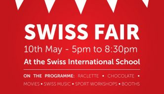 May 10th: Spring Fair @ Swiss International School